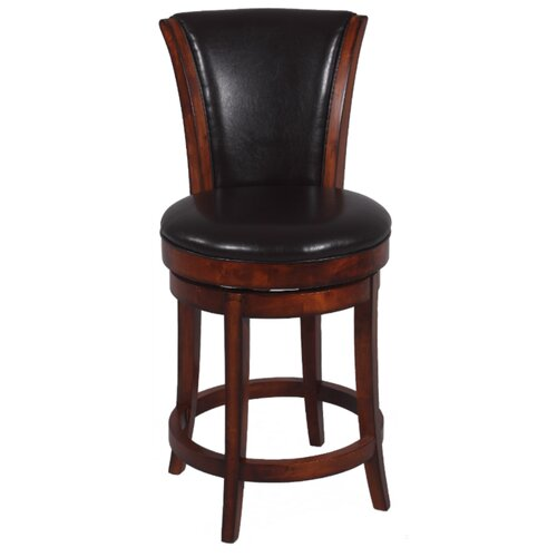 "Chintaly Imports 30"" Swivel Bar Stool"