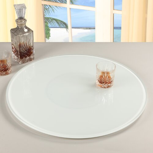 Chintaly Imports Lazy Susan Rotating Tray