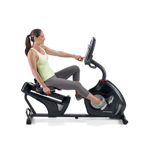 Schwinn Fitness 230 Recumbent Bike Amp Reviews Wayfair
