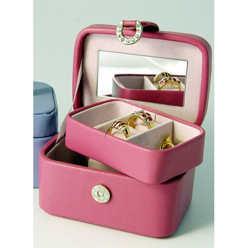 Bold and Spring Ladies Petite Jewelry Box