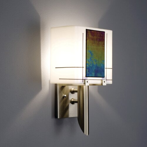 WPT Design Dessy 1 Light Wall Sconce
