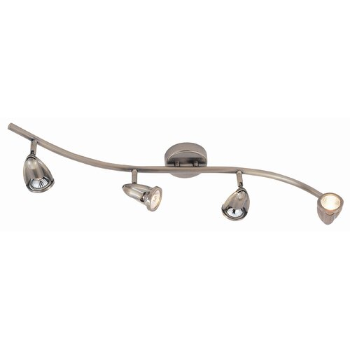 Modern Track Lights Semi Flush Mount