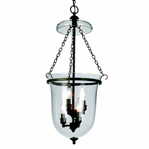 TransGlobe Lighting 6 Light Foyer Pendant