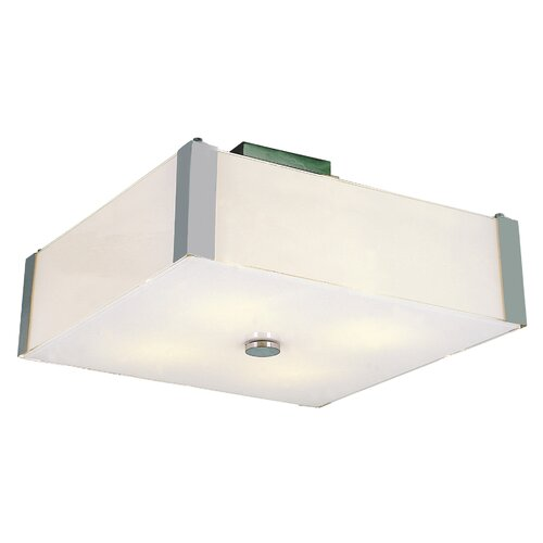 TransGlobe Lighting Contemporary Flush Mount