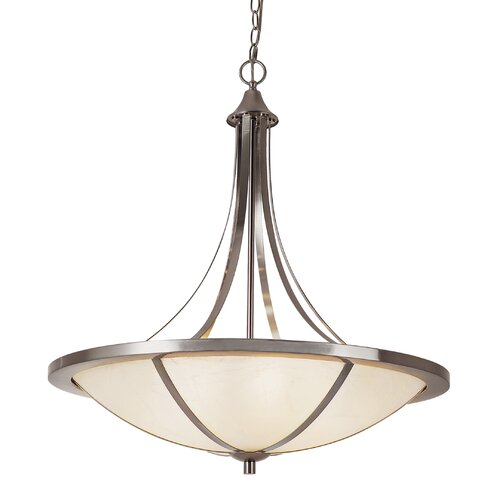 TransGlobe Lighting 6 Light Pendant
