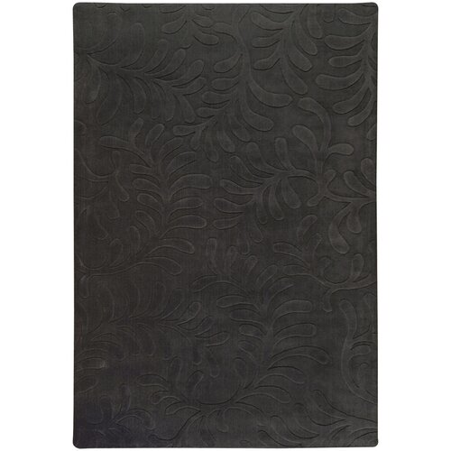 Sculpture Black Rug
