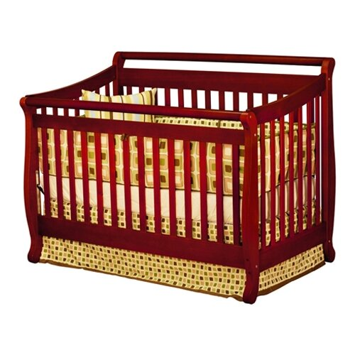 AFG Furniture Amy Athena 3-in-1 Convertible Crib
