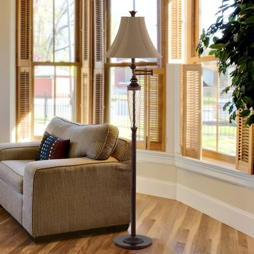 Legacy Home Waterford Swingarm Floor Lamp