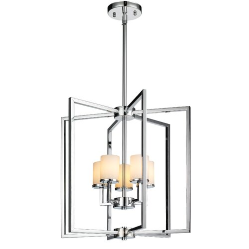 Baxley 5 Light Mini Chandelier