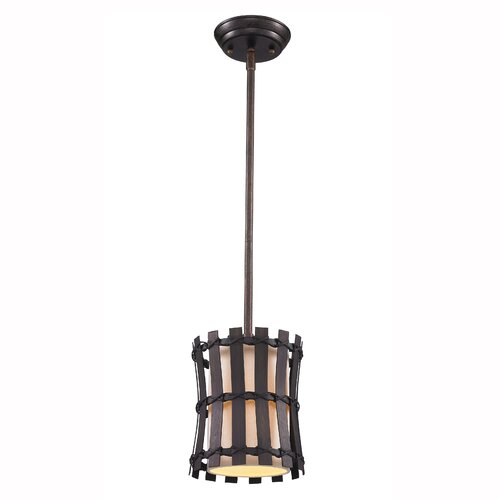 Havana 1 Light Mini Pendant