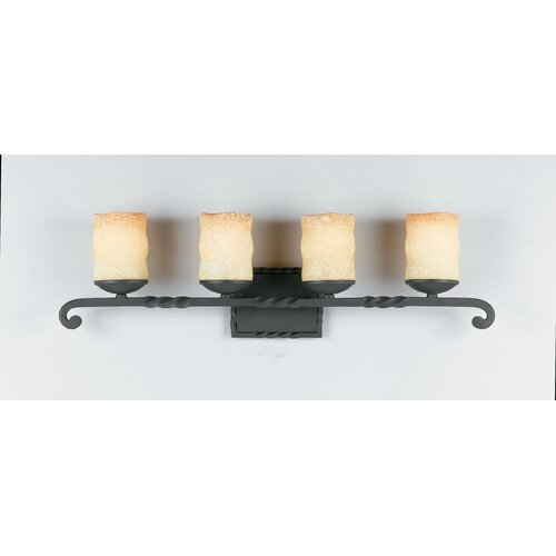 Triarch Lighting Granada 4 Light Vanity Light