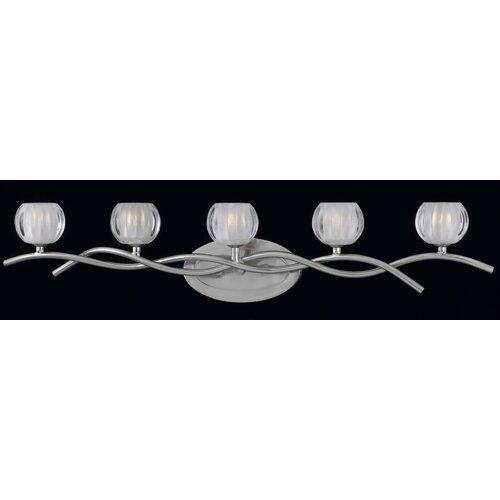 Triarch Lighting Cosmo 5 Light Vanity Light