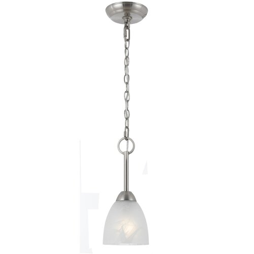 Triarch Lighting Value Series 290 1 Light Mini Pendant