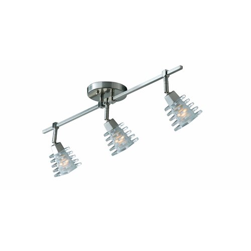 Triarch Lighting Milan 3 Light Vanity Light