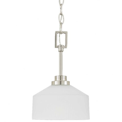 Triarch Lighting Titan 1 Light Mini Pendant