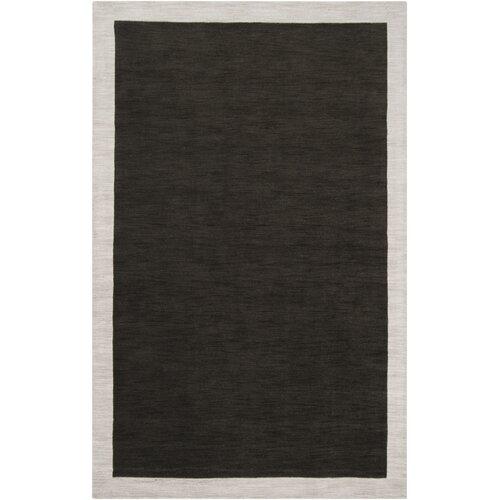 Madison Square Coal Black/Oatmeal Rug