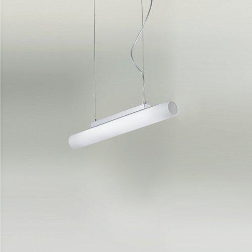 Zaneen Lighting Olympia Linear Pendant in Gray