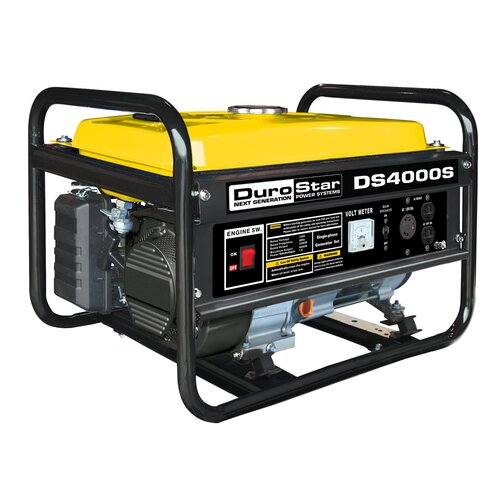 Portable 7.0 HP OHV 4-Cycle 4,000 Watt Gasoline Generator