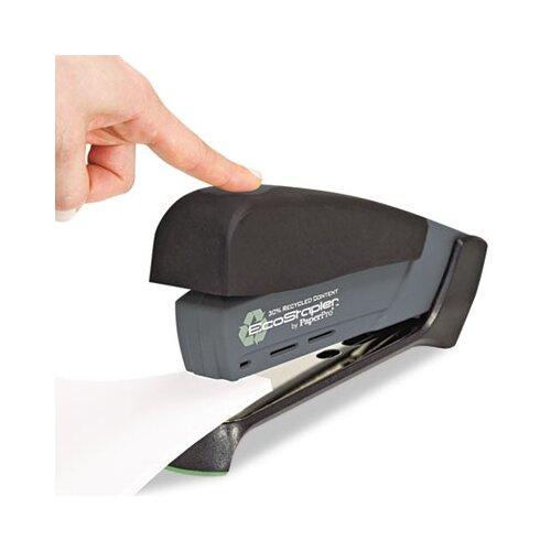 Accentra, Inc. Desktop EcoStapler, 20 Sheet Capacity, Stone