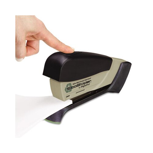 Accentra, Inc. Compact EcoStapler, 15 sheet capacity, sand