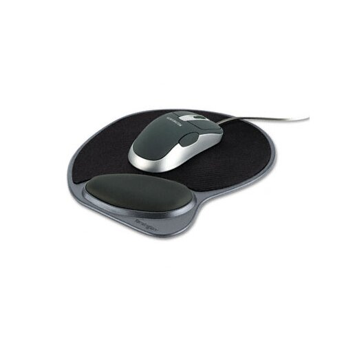 Acco Brands, Inc. Kensington® Wrist Pillow® Memory Foam Mouse Support Mouse Pad With Wrist Rest