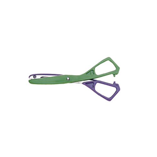 Acme United Corporation Economy Plastic Safety Scissors