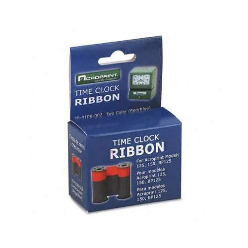 Acroprint Time Recorder Ribbon