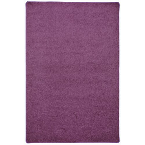 Joy Carpets Endurance Purple Area Rug