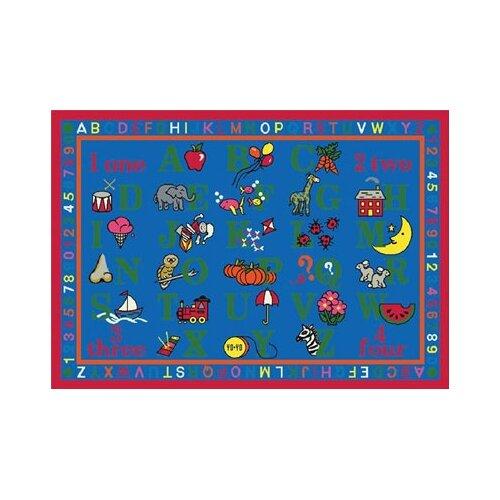 Joy Carpets Educational Phonics Fun Kids Rug