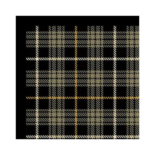 Joy Carpets Whimsy Bit O' Scotch Flannel Gray Rug