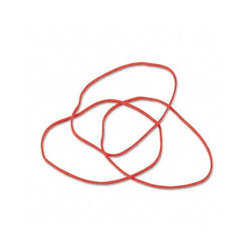 Alliance Rubber Latex-Free Orange Rubber Bands, Size 19, 3-1/2 X 1/16, 1750/Box