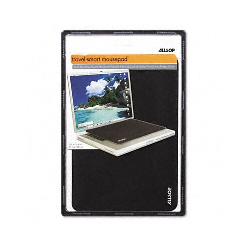 Allsop Allsop® Travel Notebook Optical Mouse Pad
