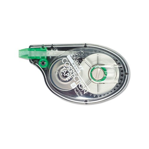 "Tombow Mono Correction Tape, 1/6"" X 394"", 10/Pack"