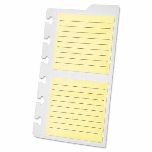 AMPAD Corporation Versa Notebook Task Pad Refill
