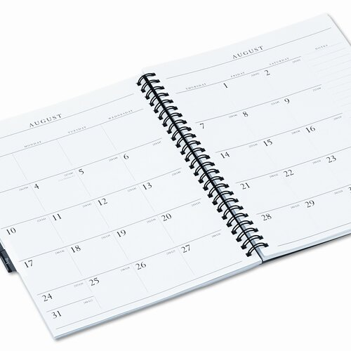 At-A-Glance Executive Monthly Planner Refill, 6-7/8 x 8-3/4, 2013
