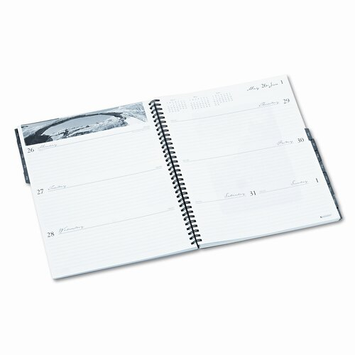 At-A-Glance Executive Fashion Weekly/Monthly Planner Refill, 8 1/4 x 10 7/8, 2013