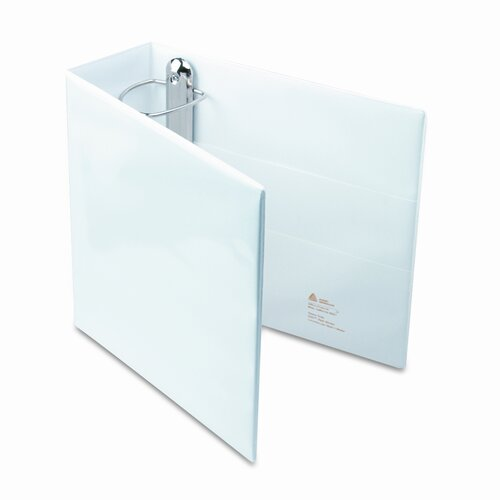 """Avery Consumer Products Nonstick Heavy-Duty Ezd Reference View Binder, 4"""" Capacity"""