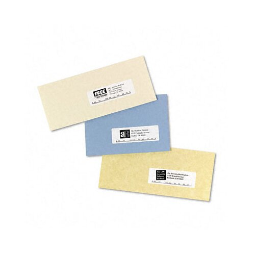 Avery Consumer Products 5162 Easy Peel Laser Address Labels, 1400/Box
