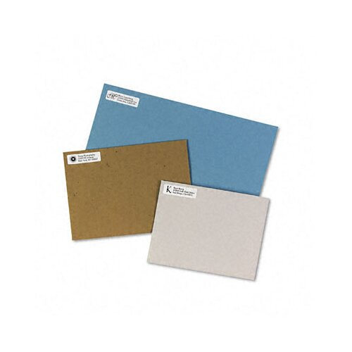 Avery Consumer Products 5167 Easy Peel Laser Address Labels, 8000/Box