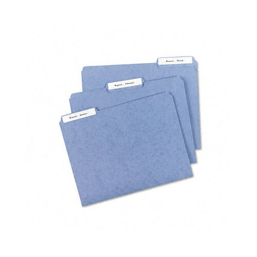 Avery Consumer Products 5366 Permanent Self-Adhesive Laser/Inkjet File Folder Labels, 1500/Box