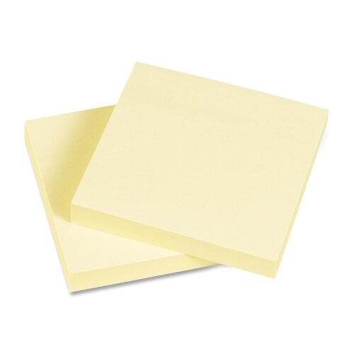 Avery Consumer Products Lay Flat Sticky Note