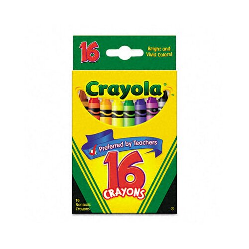 Crayola LLC Classic Color Pack Crayons (16/Box)