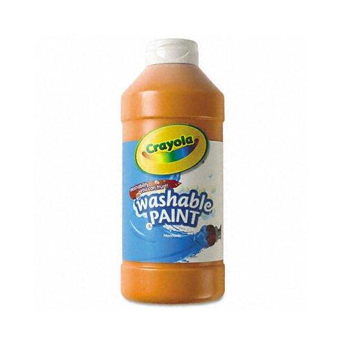 Crayola LLC Washable Paint, 16 Oz