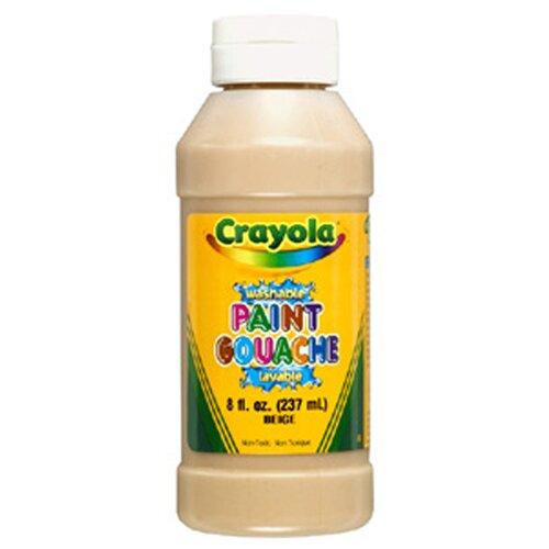 Crayola LLC Multicultural Paint 8 Asst