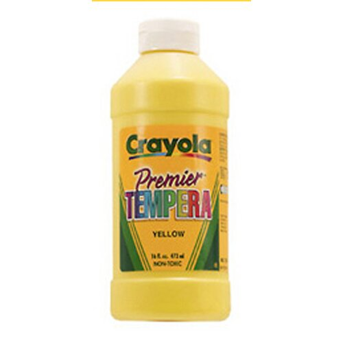 Crayola LLC Tempera Paint 16 Oz Green