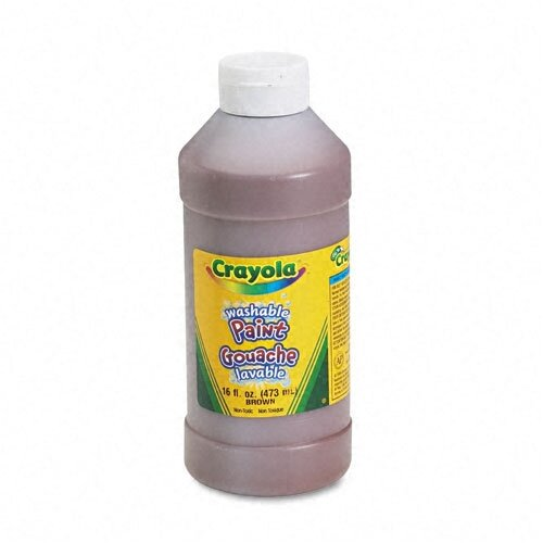 Crayola LLC Washable Paint, 16 Oz