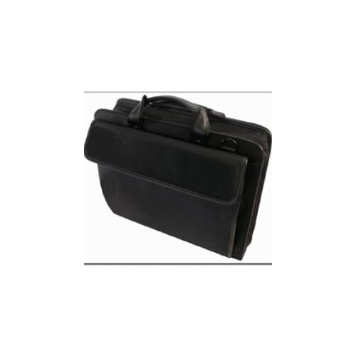 "Bond Street, LTD. Ballistic Business Briefcase with 3"" Binder Portfolio"
