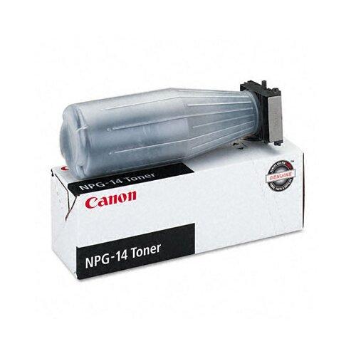 Canon NPG-14 Toner Cartridge, Black