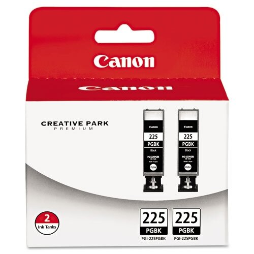 Canon Pgi-225 Ink Tank (2/Pack)