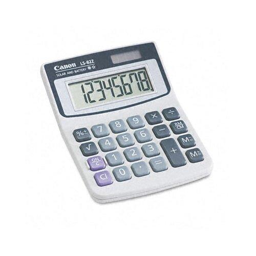 Canon 8-Digit LCD Minidesk Calculator